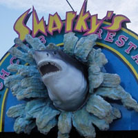 Sharky's Restaurant and Tiki Bar