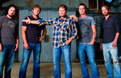 SPRING BREAK 2013: Randy Rogers Band Performs Live @ Spinnaker!