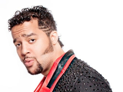 Sky Blu from LMFAO Performs @ LaVela