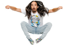 SPRING BREAK 2014 CONCERT ANNOUNCEMENT: Steve Aoki Will Perform At Sharky's Beach Bash Music Fest!