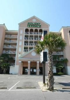 Holiday Terrace Hotel