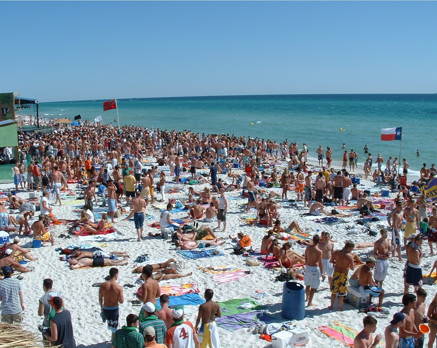 Panama City Beach Hotels See Surge In Early Spring Break Reservations