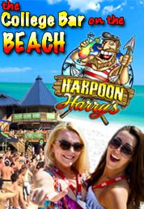 harpoon harry's panama city beach florida