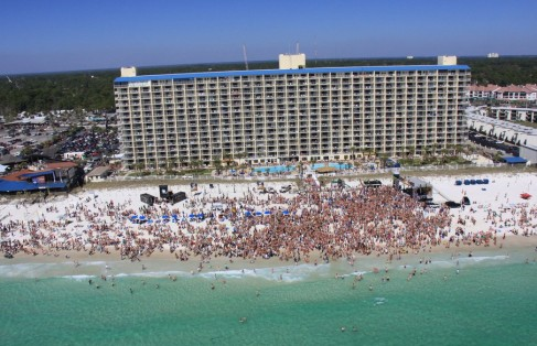 Summit Condos Panama City Beach Spring Break