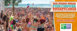 holiday inn resort panama city beach florida