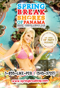 shores of panama
